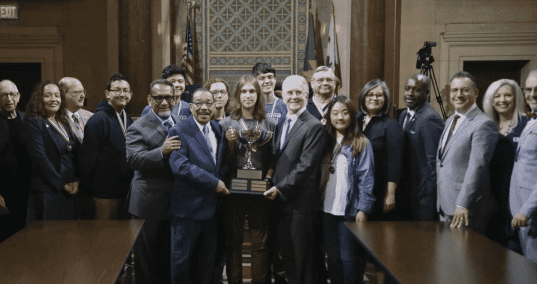California Mayor Cyber Cup